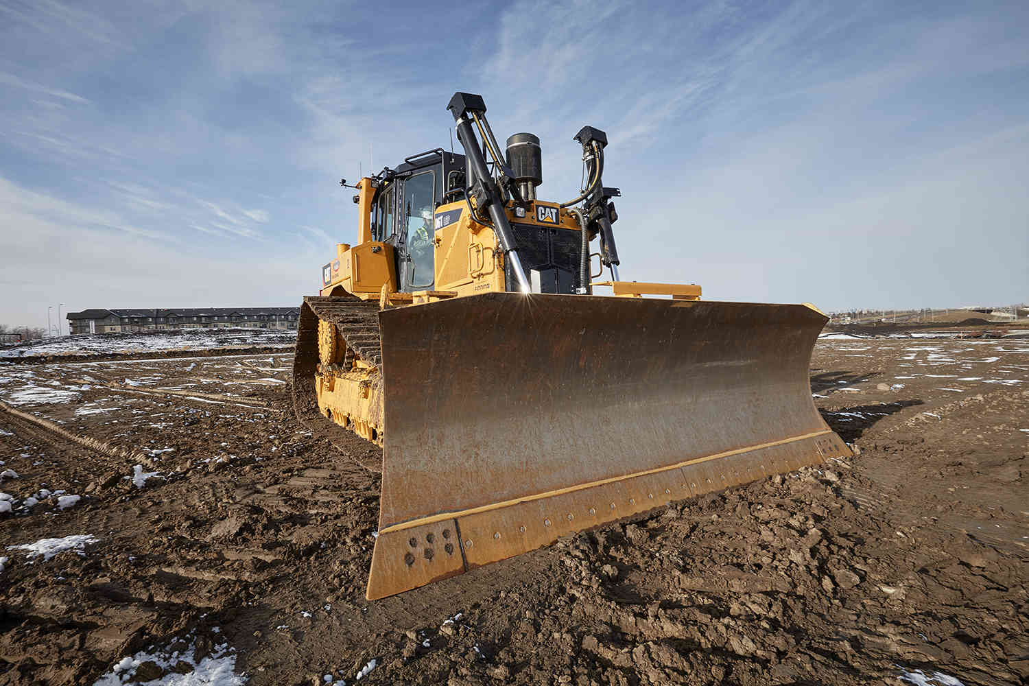 5 Things to Look for When Buying a Used Dozer