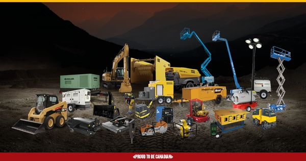 Discover the Value of The Cat® Rental Store