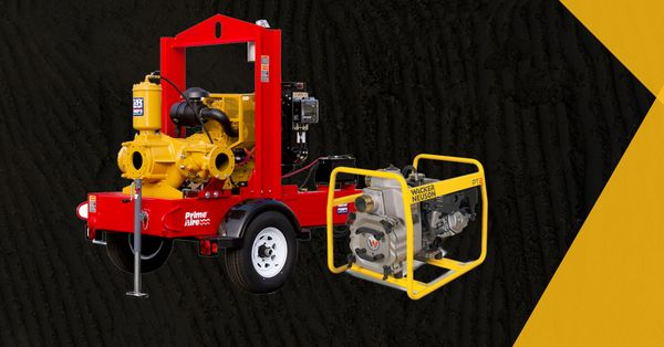 How to Identify the Right Pump Rental for Your Business